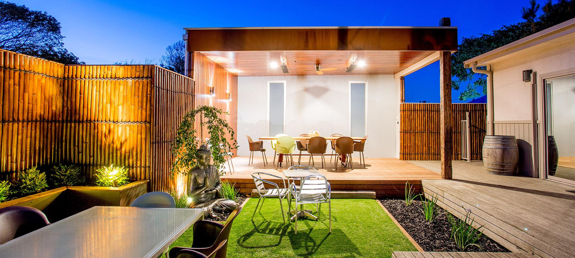 Function Room with Private Courtyard